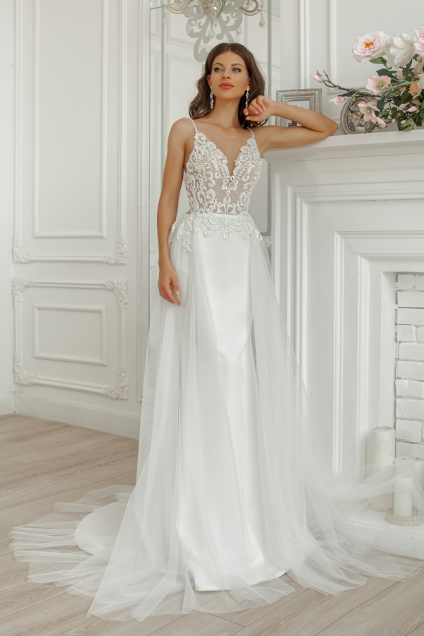 Wedding dress 30215