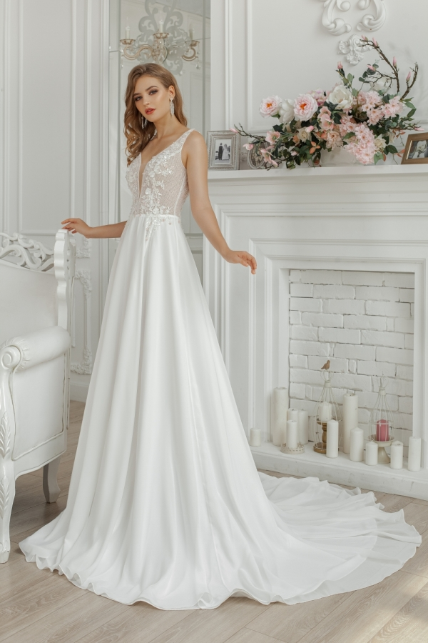 Wedding dress 30281