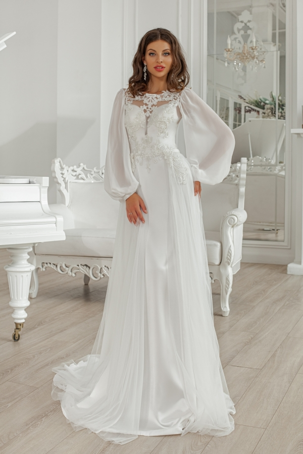 Wedding dress 30212