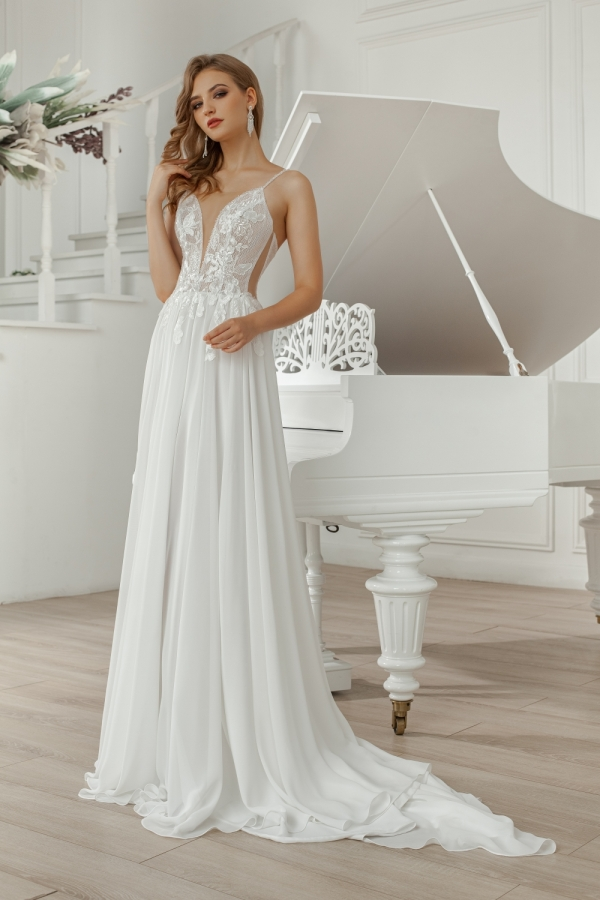 Wedding dress 30282