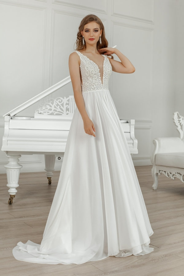 Wedding dress 30247а