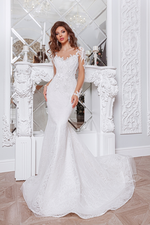 Wedding dress 4063