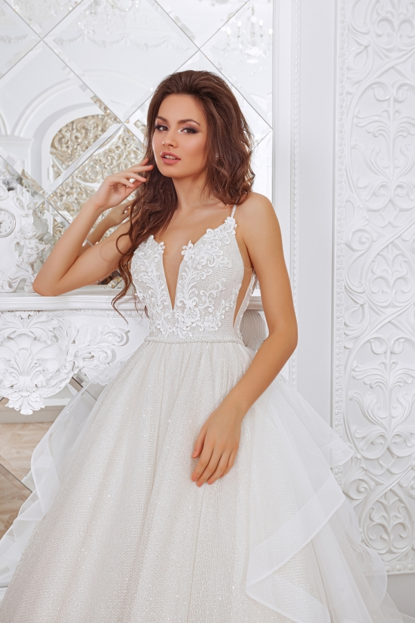 Wedding dress 4062