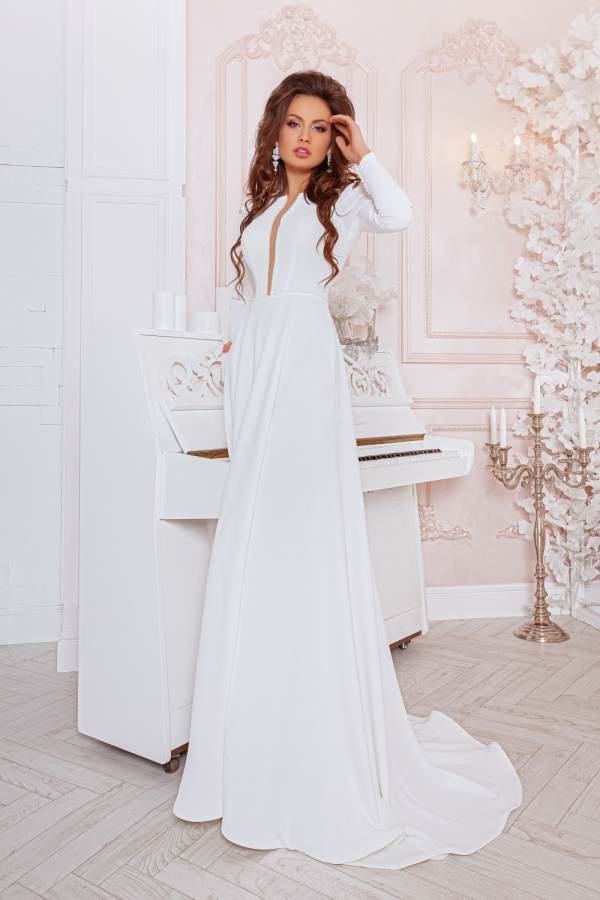 Wedding dress 4048
