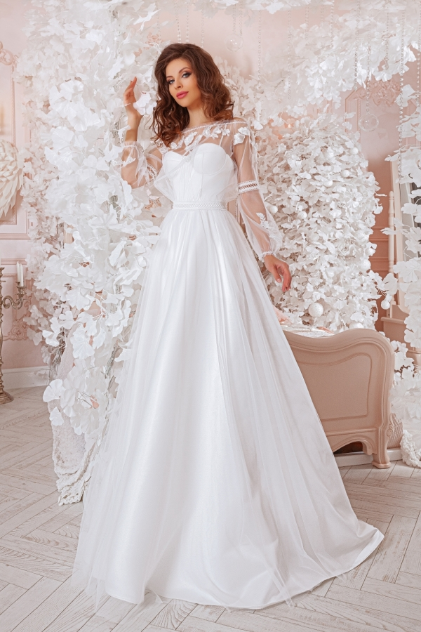 Wedding dress 4038