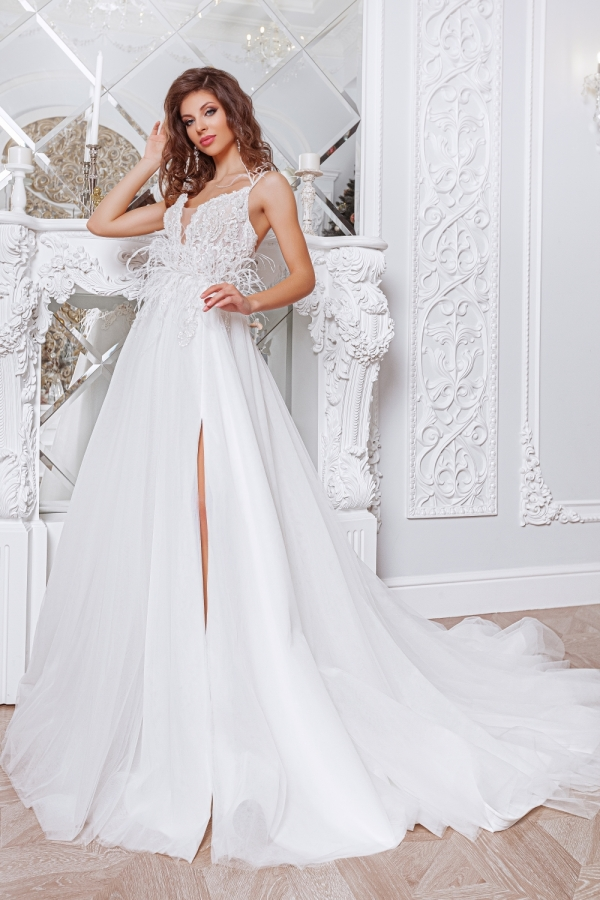 Wedding dress 4020