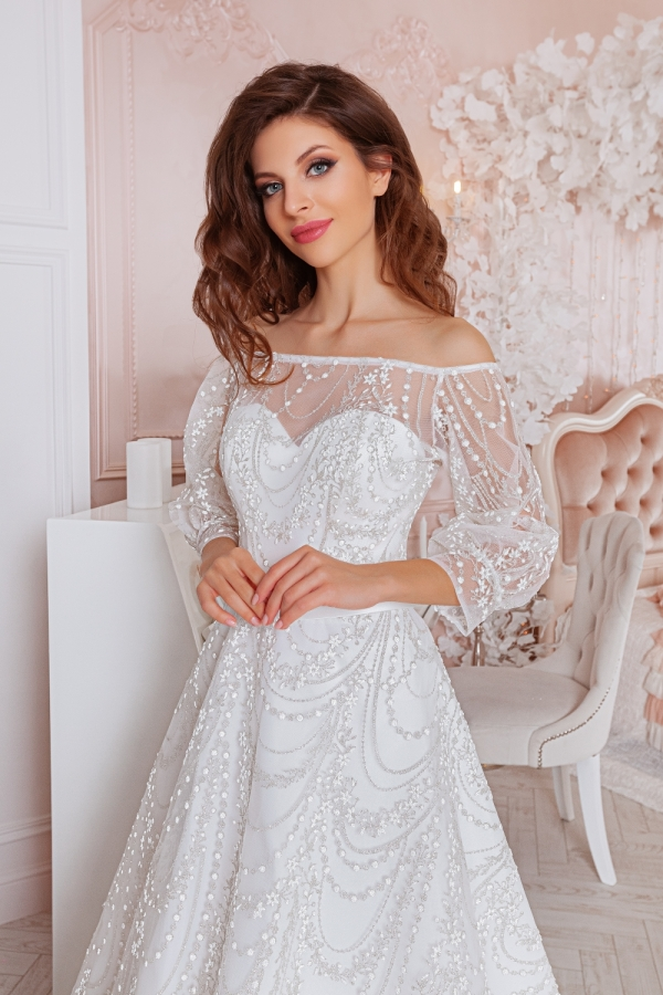 Wedding dress 4004