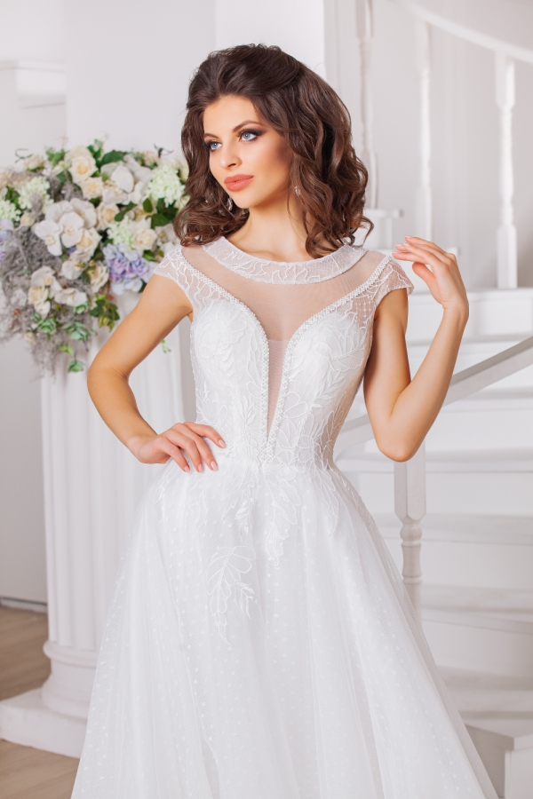 Wedding dress 4014