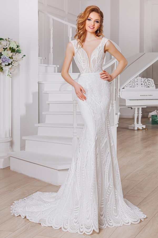 Wedding dress 30184