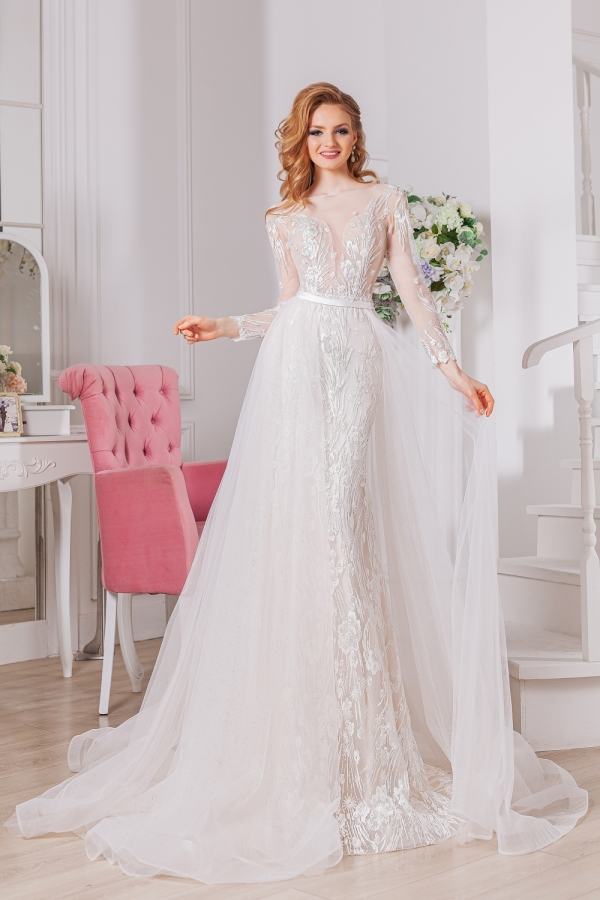 Wedding dress 30308а