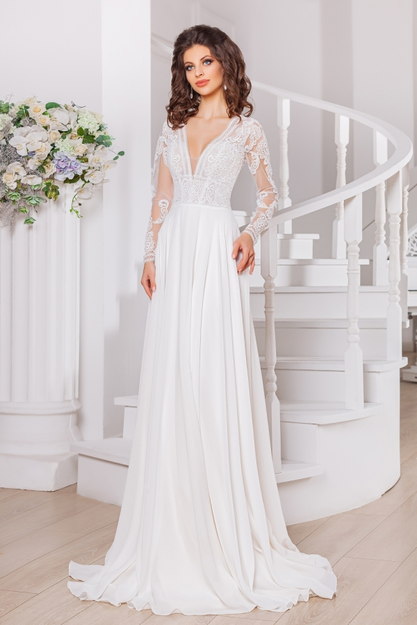 Wedding dress 30296