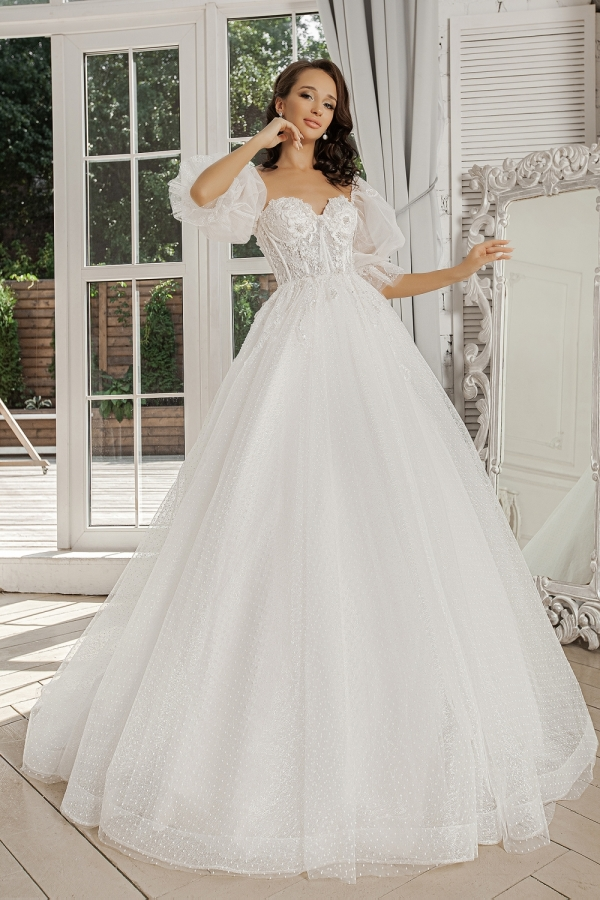 Wedding dress 5079