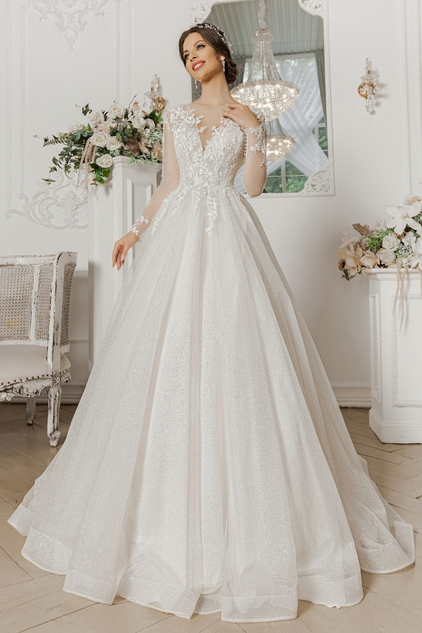 Wedding dress 5094