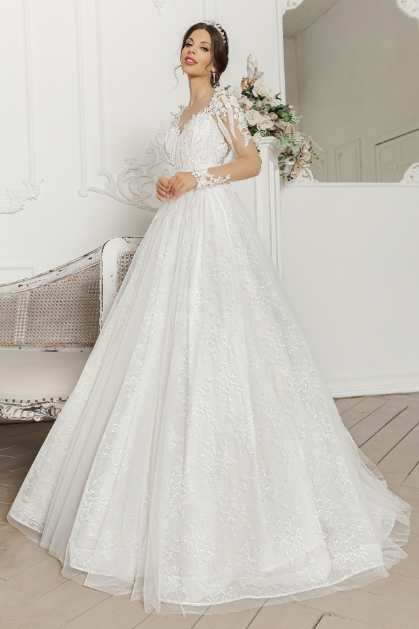 Wedding dress 6004