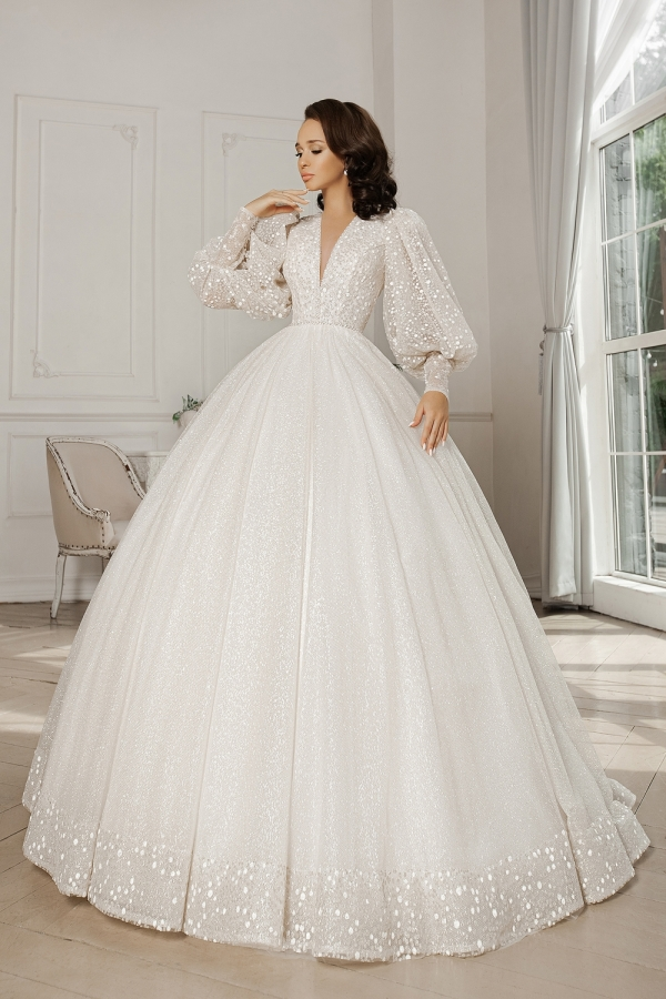 Wedding dress 6024