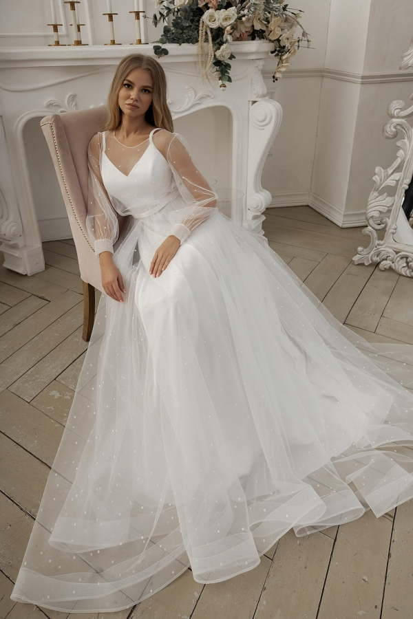 Wedding dress 4032