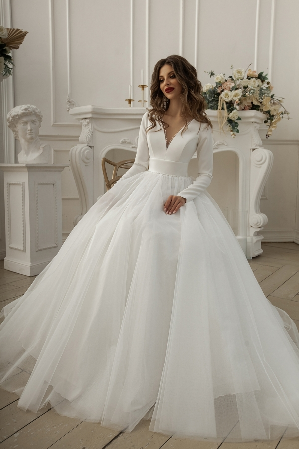 Wedding dress 6005а