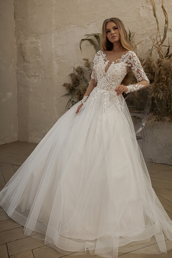Wedding dress 6011