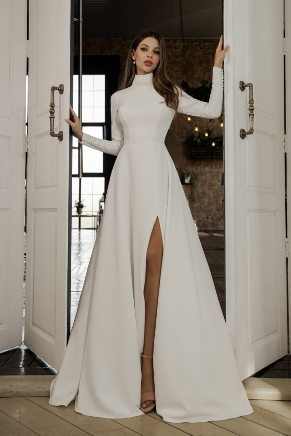 Wedding dress 6039