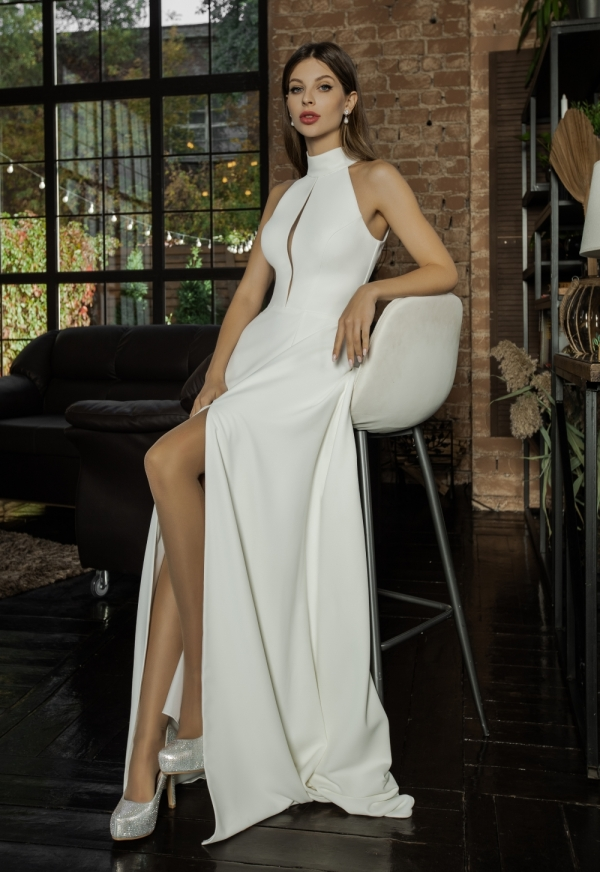 Wedding dress 6038