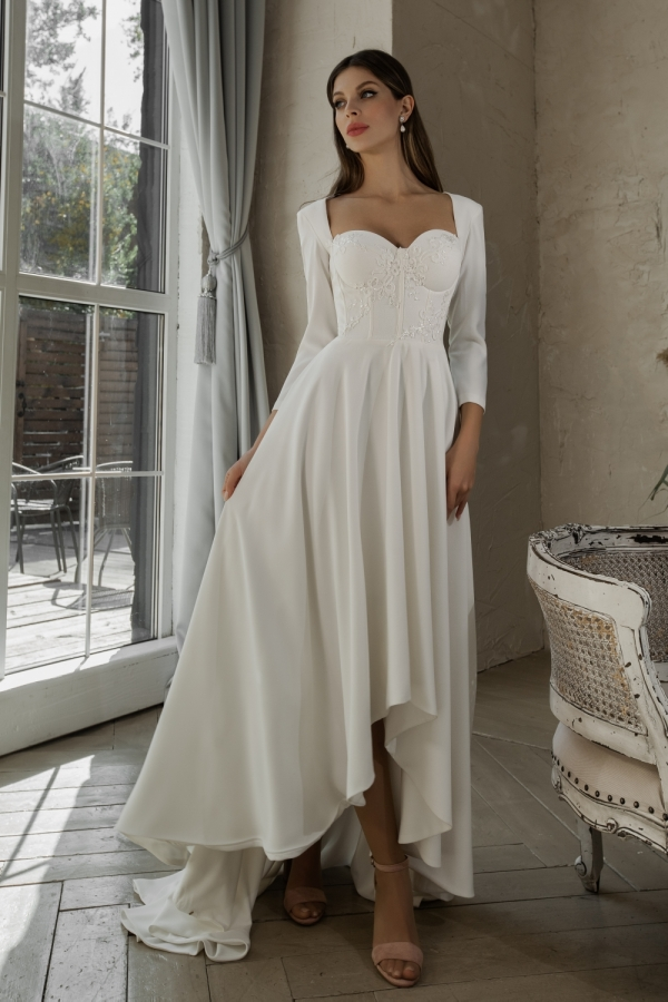 Wedding dress 6032