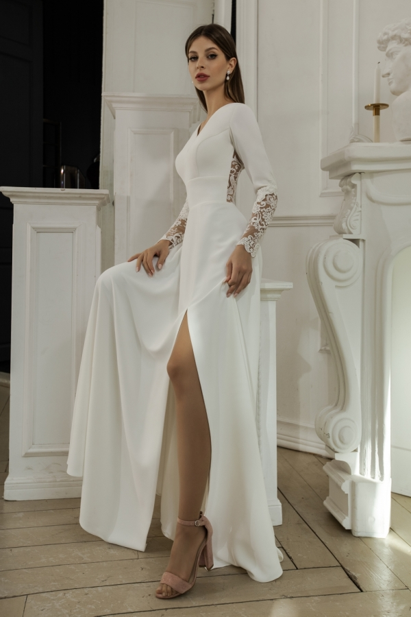 Wedding dress 6029