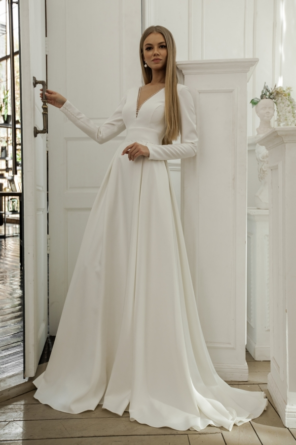 Wedding dress 6006