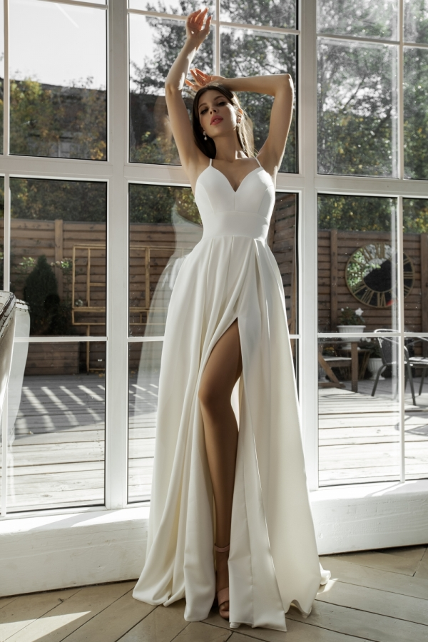Wedding dress 5088б