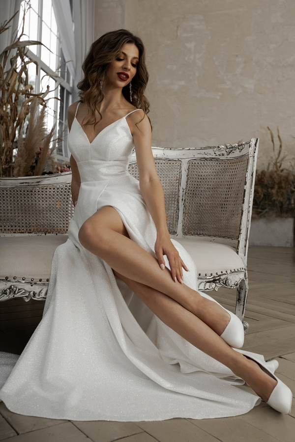Wedding dress 5088а