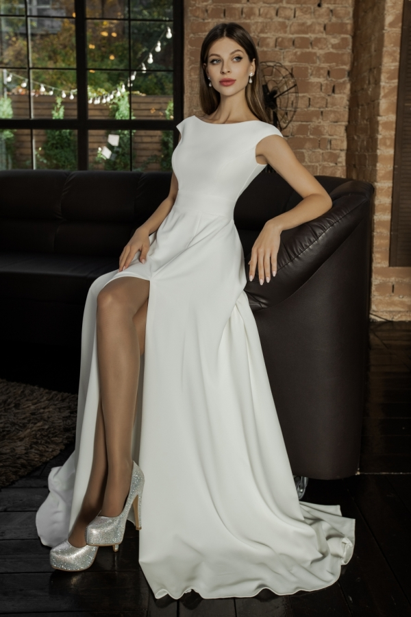 Wedding dress 4087